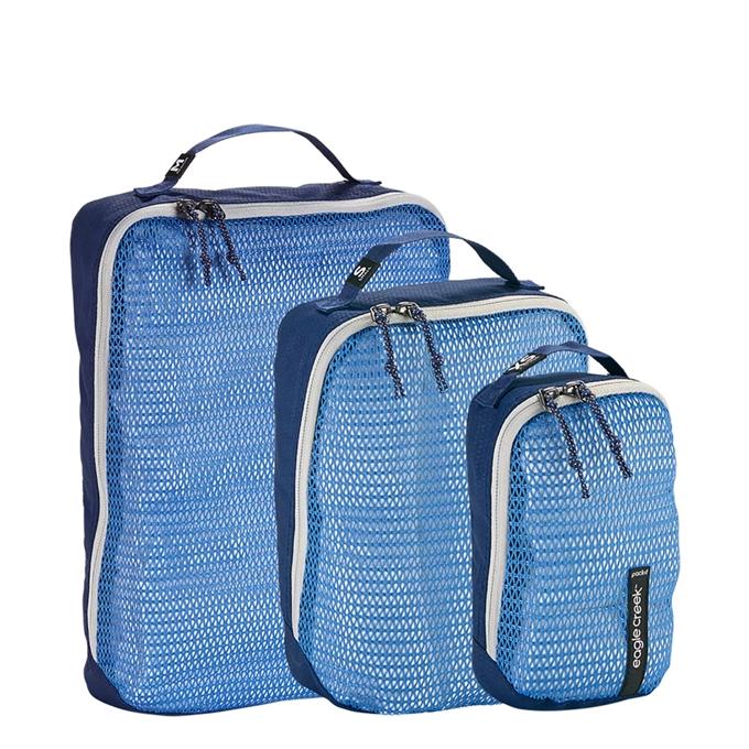 Eagle Creek Pack-It Reveal Cube Set az blue/grey