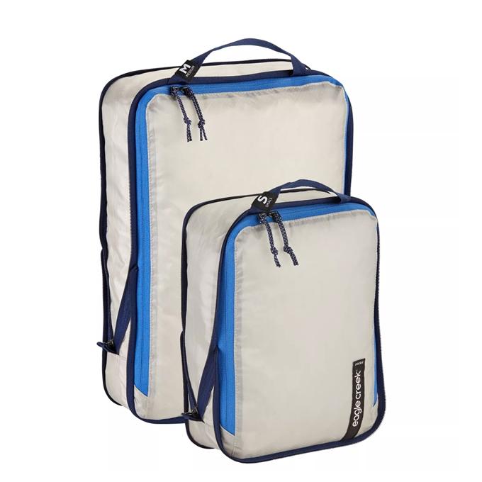 Eagle Creek Pack-It Isolate Compression Cube Set S/M az blue/grey
