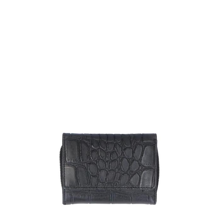 LouLou Essentials XS Vintage Croco black
