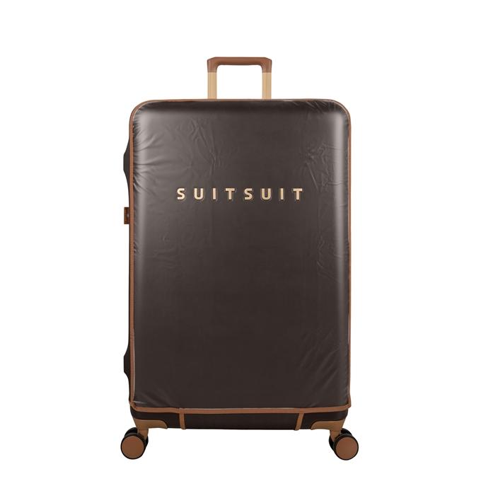 SuitSuit Fab Seventies Classic Beschermhoes 76 cm espresso black