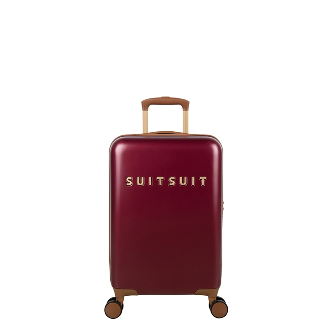 SuitSuit Fab Seventies Classic Handbagage Trolley 55 cm biking red - 1