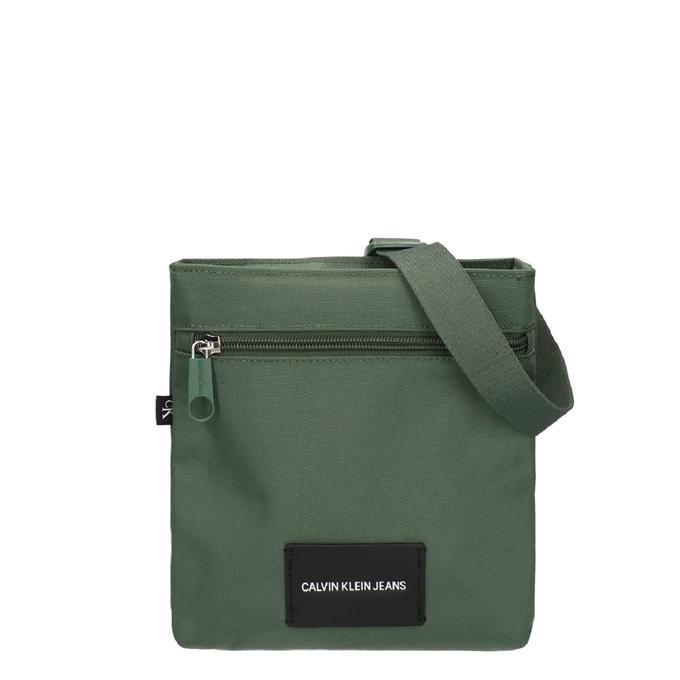 Calvin Klein Jeans Micro Flatpack duck green