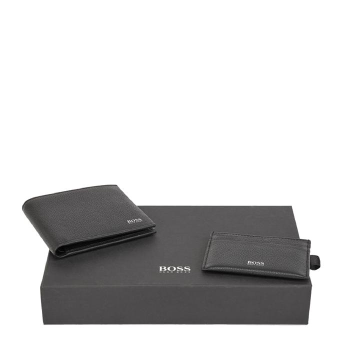 Hugo Boss Gift Box Grainy Leather black