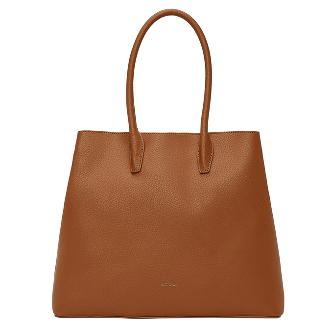 Matt & Nat Purity Satchel Bag carotene