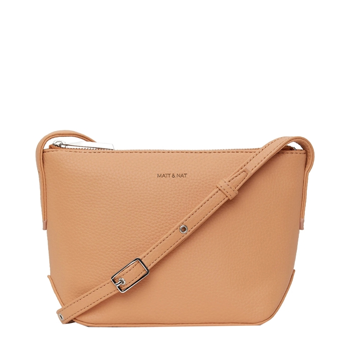 Matt & Nat Purity Crossbody Bag melon