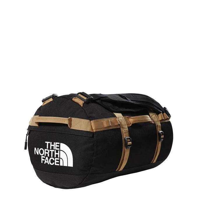 The North Face Gilman Duffel S tnf black/british khaki