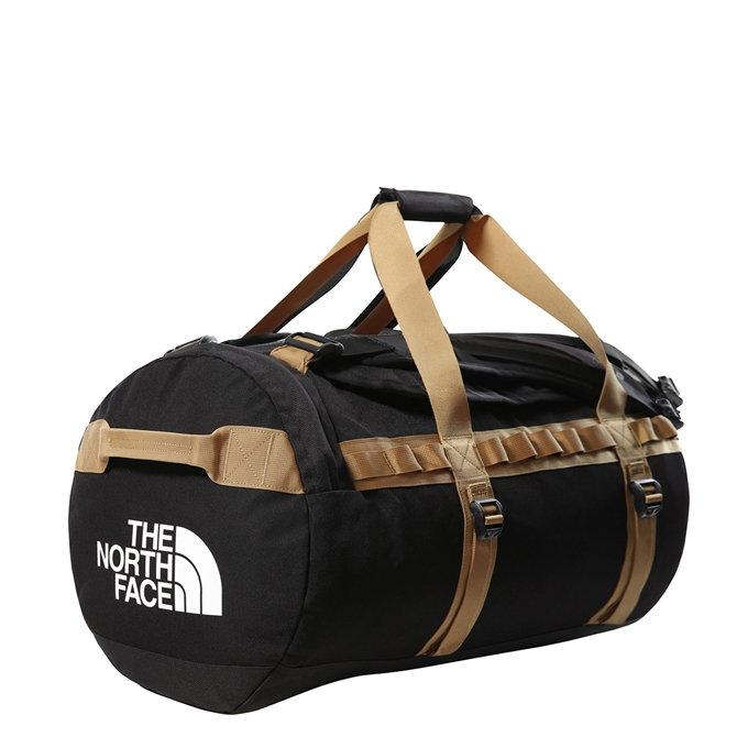 The North Face Gilman Duffel M tnf black/british khaki