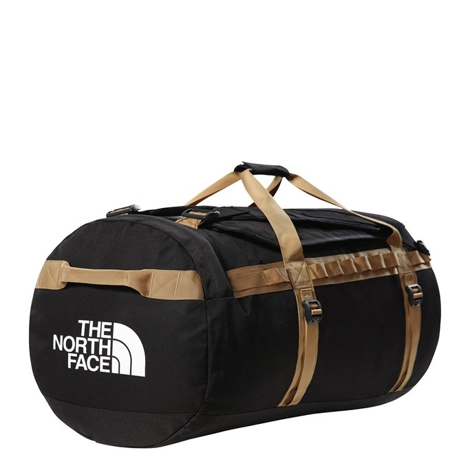 The North Face Gilman Duffel L tnf black/british khaki