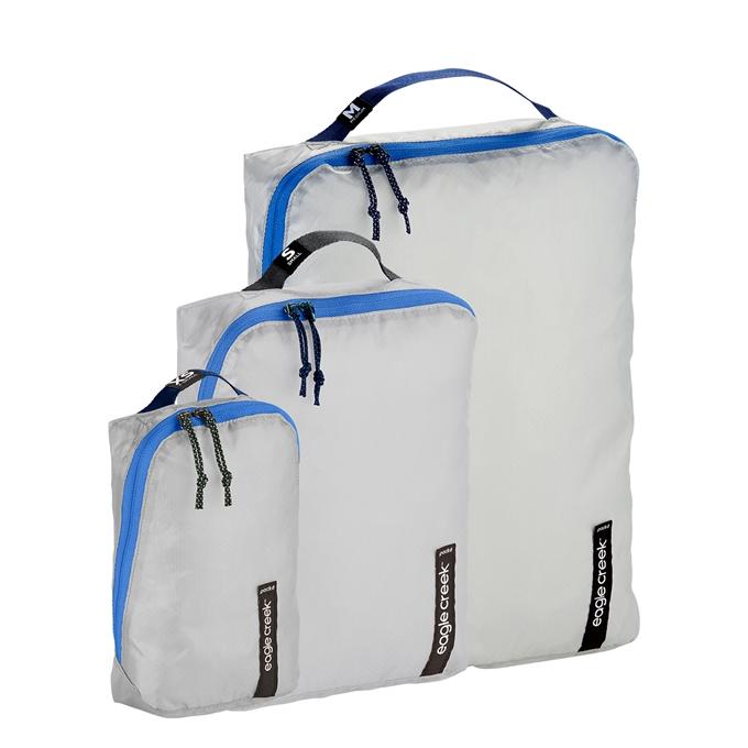 Eagle Creek Pack-It Isolate Cube Set XS/S/M az blue/grey