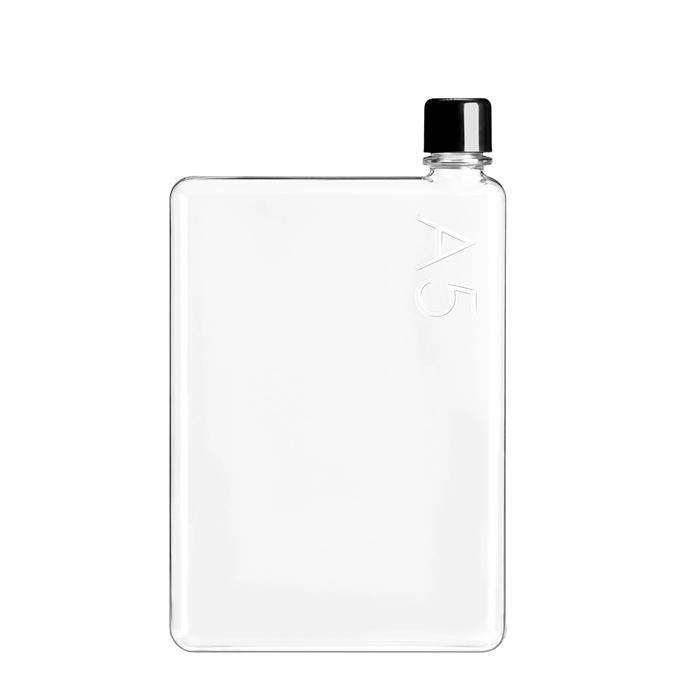 Memobottle A5 Bottle 750 ml clear