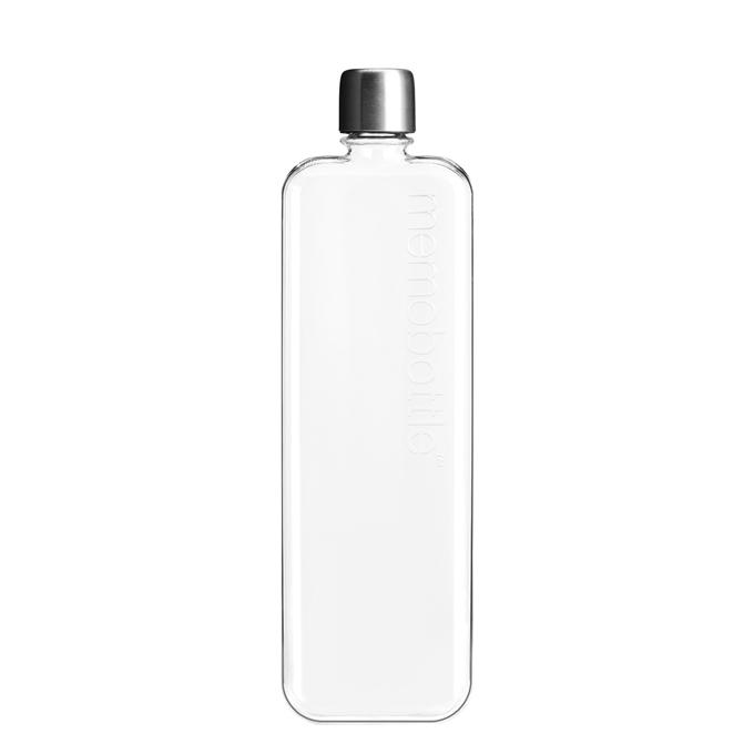 Memobottle Slim Bottle 450 ml clear