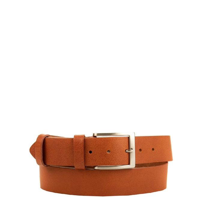 Travelbags The Belt Classic Verstelbare Leren Unisex Riem meari