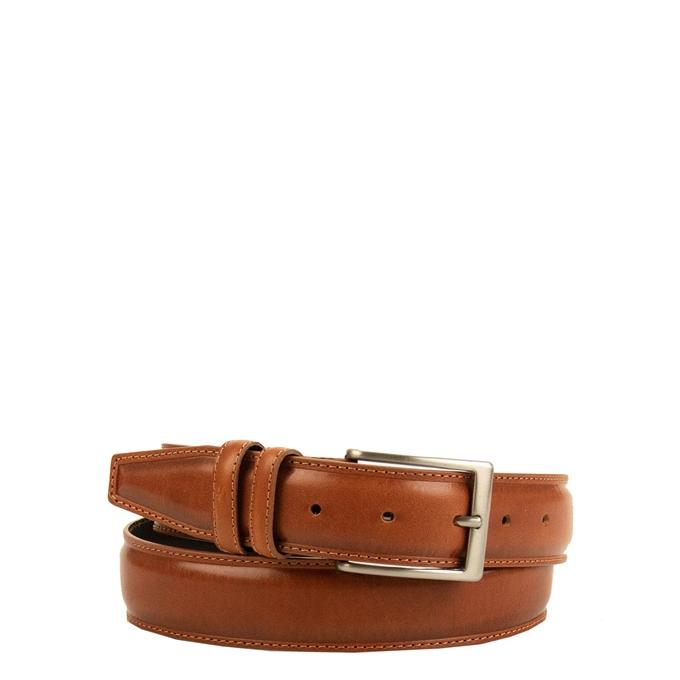 Travelbags The Belt Shiny Verstelbare Leren Heren Riem stradivari