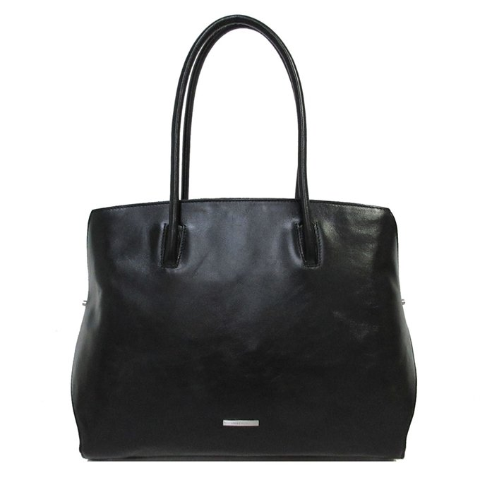 Claudio Ferrici Classico Workbag black