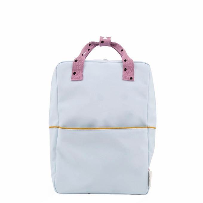 Sticky Lemon Freckles Backpack Large sky blue pirate purple caramel fudge - 1