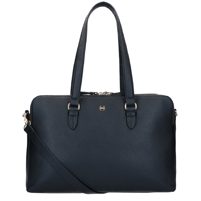 FMME. Charlotte 15.6 Workingbag Grain black