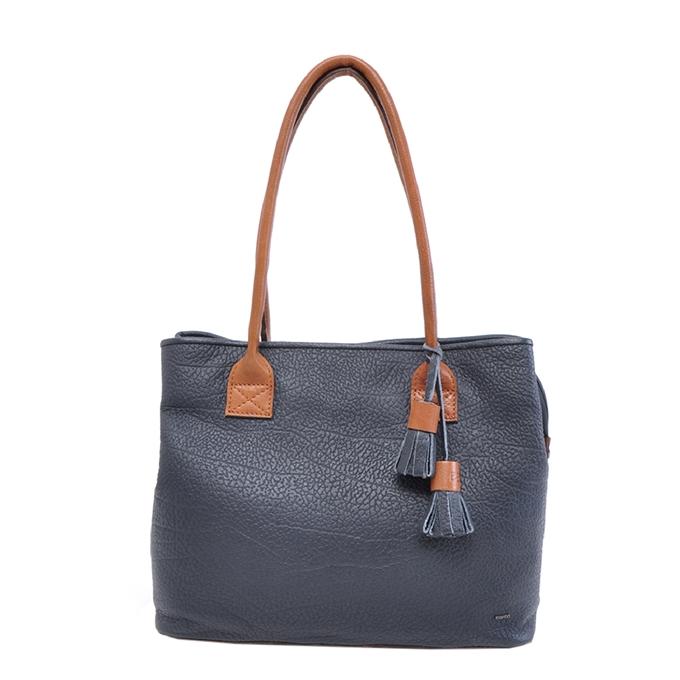 Berba Chamonix Shopper Ladies Bag navy