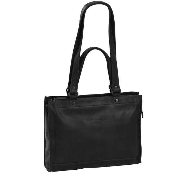 The Chesterfield Brand Lille Shopper black