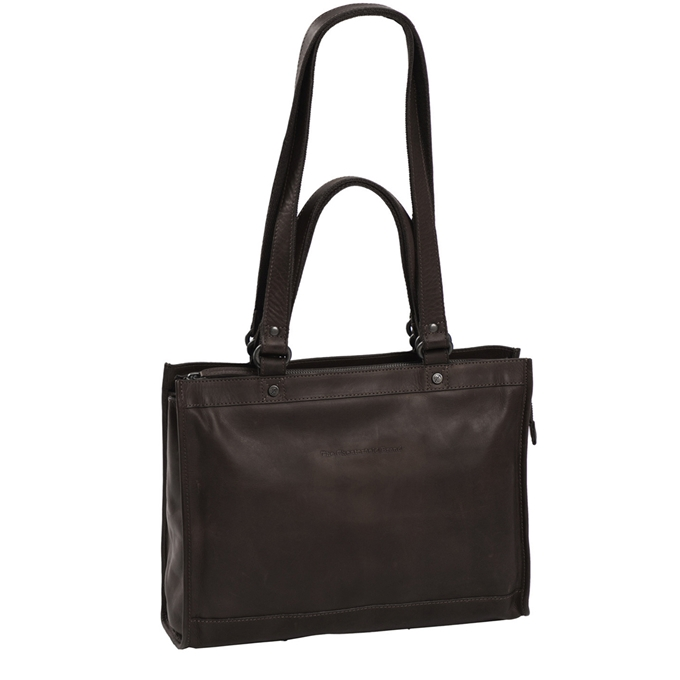 The Chesterfield Brand Lille Shopper brown
