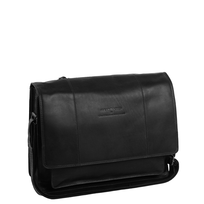The Chesterfield Brand Gent Fietstas black - 1
