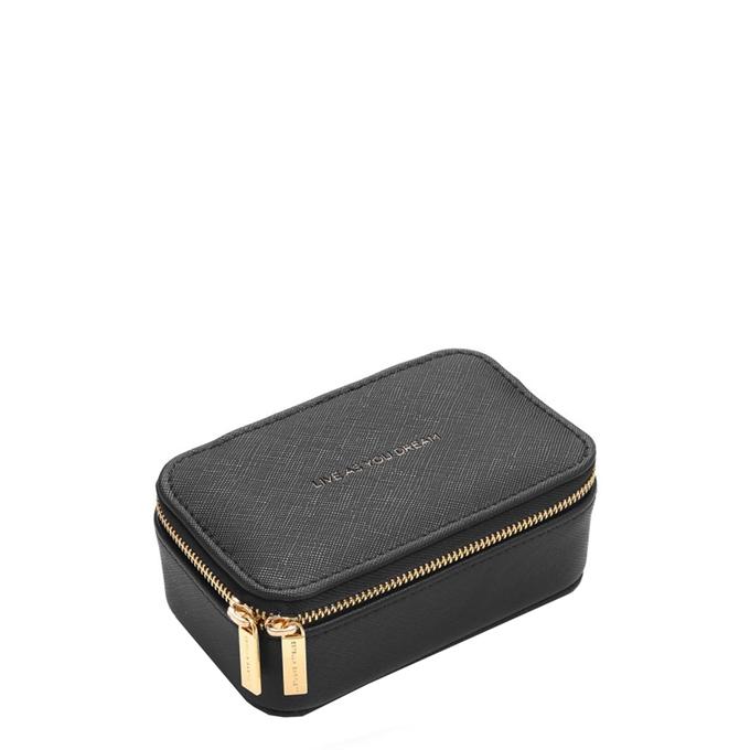 Estella Bartlett Mini Jewellery Box black