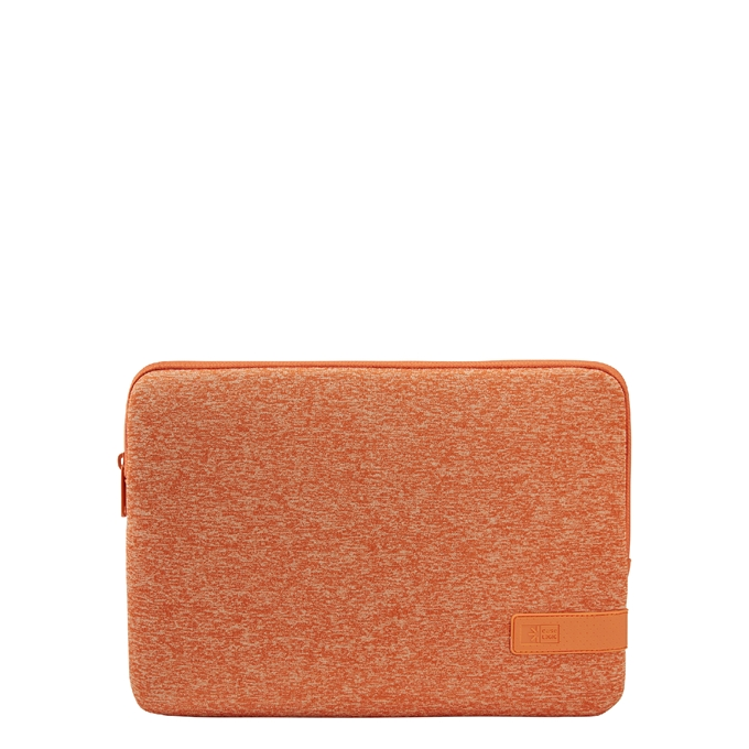 Case Logic Reflect Laptop Sleeve 13.3 inch coral gold/apricot