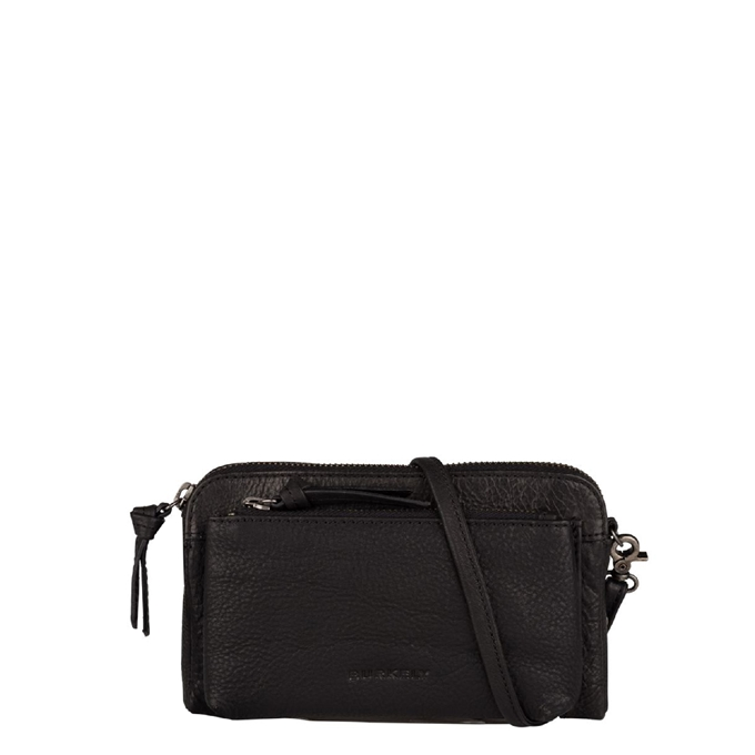 Burkely Antique Avery Minibag black - 1