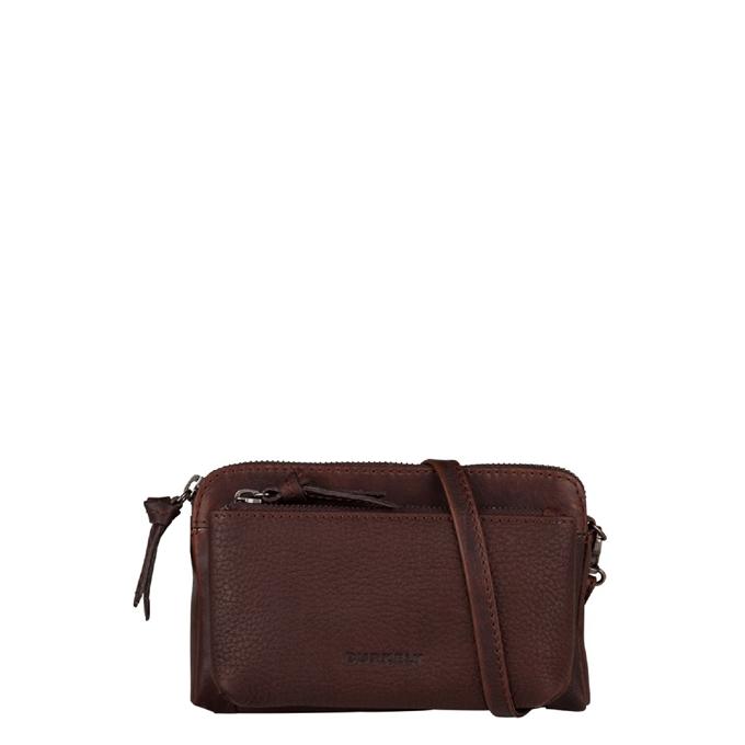 Burkely Antique Avery Minibag dark brown