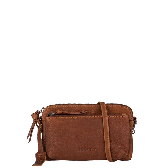 Burkely Antique Avery Minibag cognac