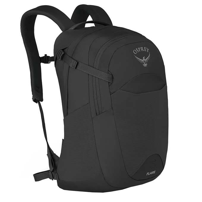 Osprey Flare Backpack sentinel grey - 1