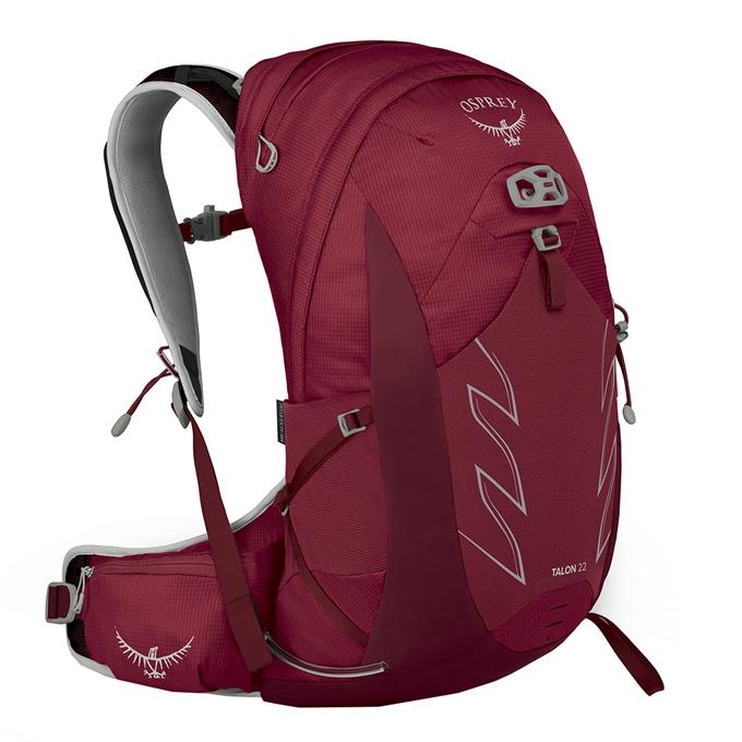 Osprey Talon 22 Backpack S/M cosmic red