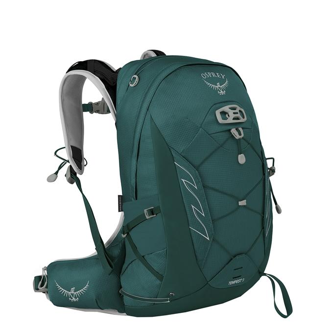 Osprey Tempest 9 Women's Backpack XS/S jasper green