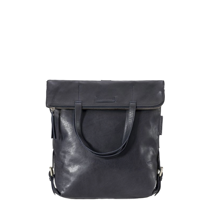 Aunts & Uncles Pomelo Backpack / Handbag french navy - 1