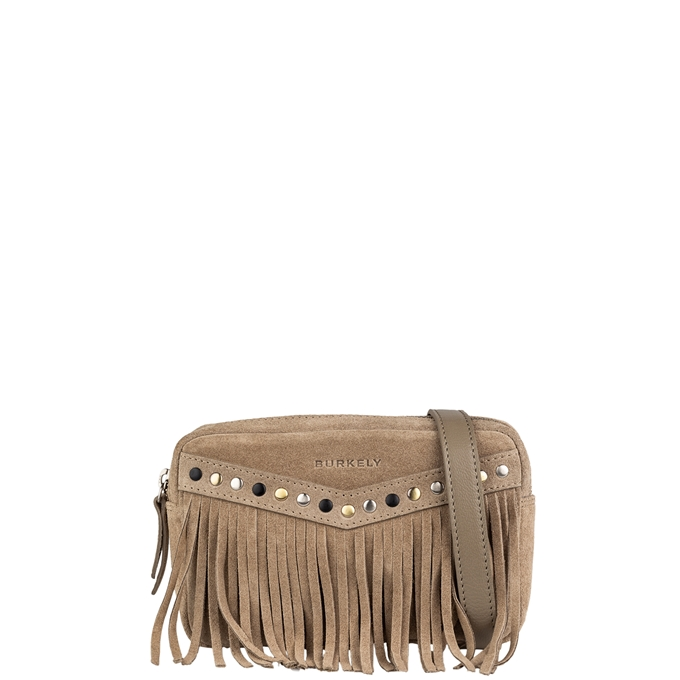 Burkely Summer Specials 5 Ways Bag taupe