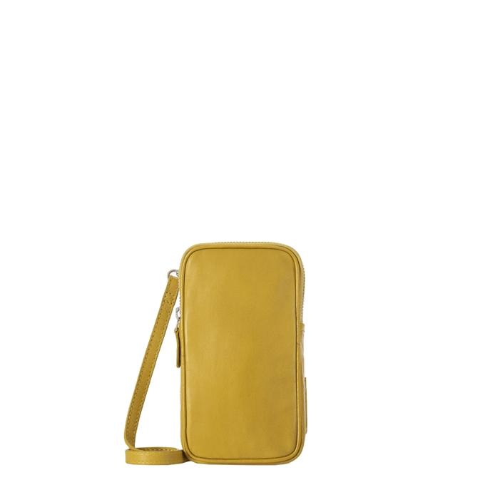 Aunts & Uncles Prune Phone bag lemon - 1