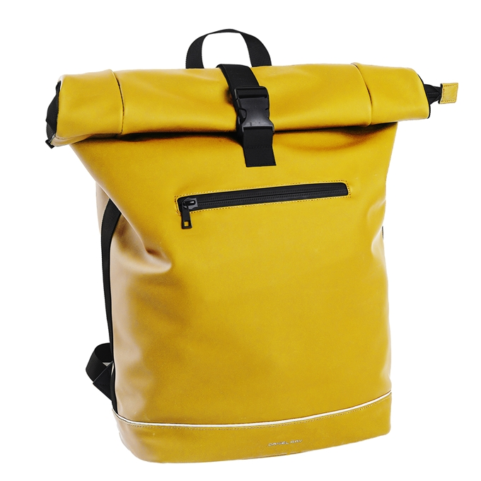 Daniel Ray Leek Waterafstotende Laptop Backpack 15.6'' L yellow - 1