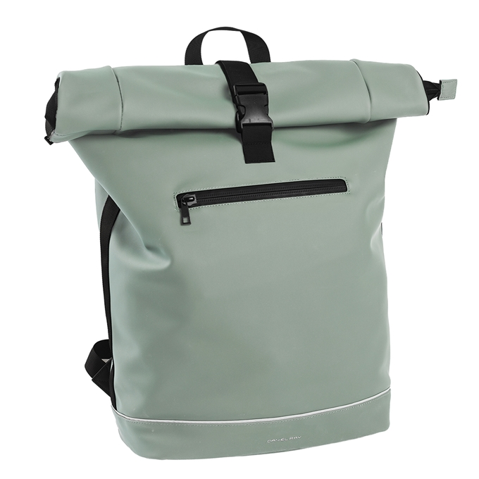 Daniel Ray Leek Waterafstotende Laptop Backpack 15.6'' L mint green - 1