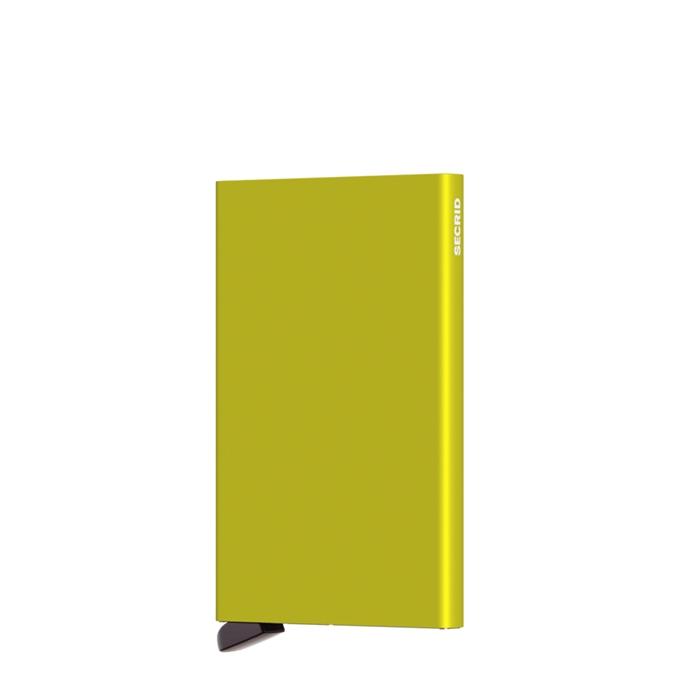 Secrid Cardprotector Kaarthouder lime - 1