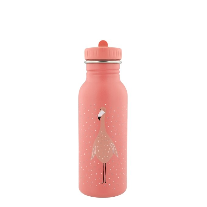 Trixie Mrs. Flamingo Bottle 500ml pink