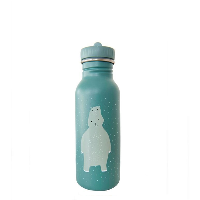 Trixie Mr. Hippo Bottle 500ml mint green