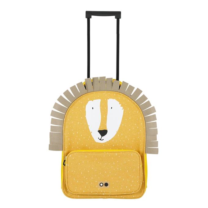 Trixie Mr. Lion Travel Trolley yellow