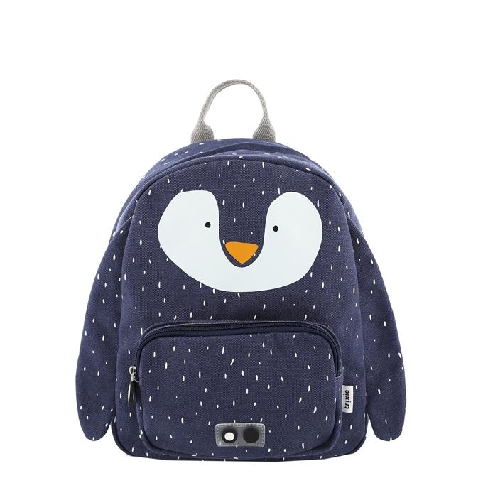 Trixie Mr. Penguin Backpack blue