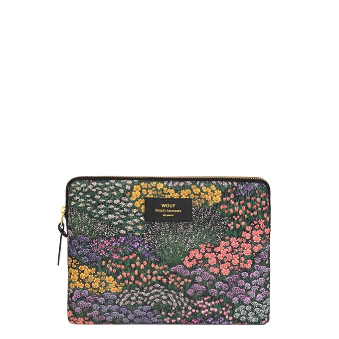 Wouf Meadow iPad hoes multi flowers - 1