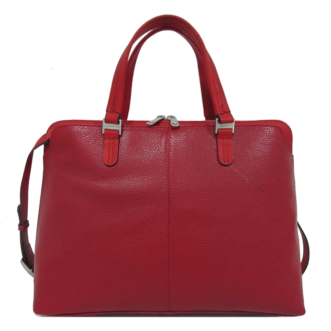 "Gigi Fratelli Elegance Lady Businessbag 13.3"" red - 1"