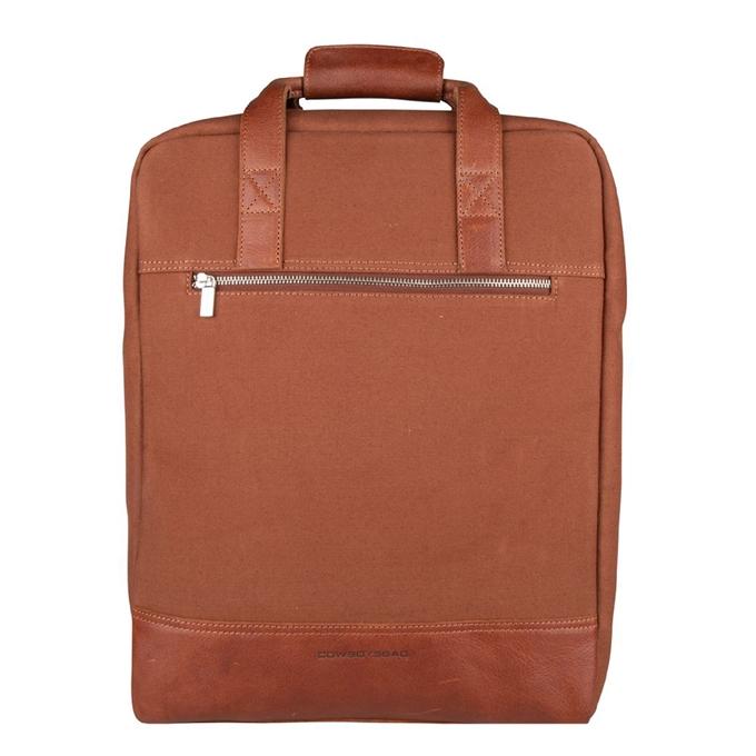 Cowboysbag Rockhampton Backpack 17 inch cognac