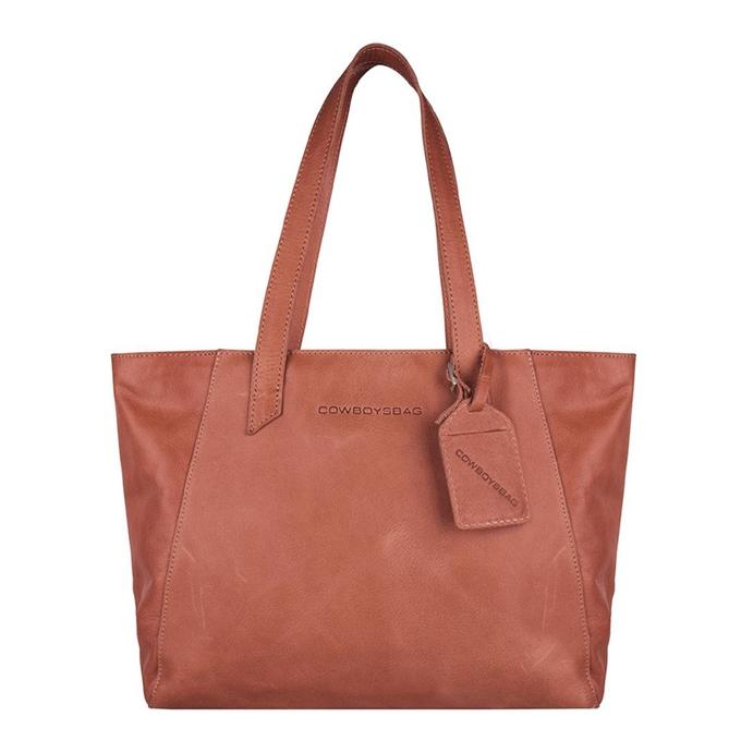 Cowboysbag  Slanted Jenner Bag cognac