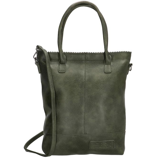 Zebra Trends Natural Bag Kartel army green - 1