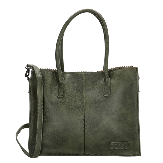 Zebra Trends Natural Bag Kartel Lisa army green - 1
