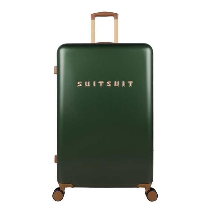 SUITSUIT Fab Seventies Classic Trolley 76 cm beetle green - 1
