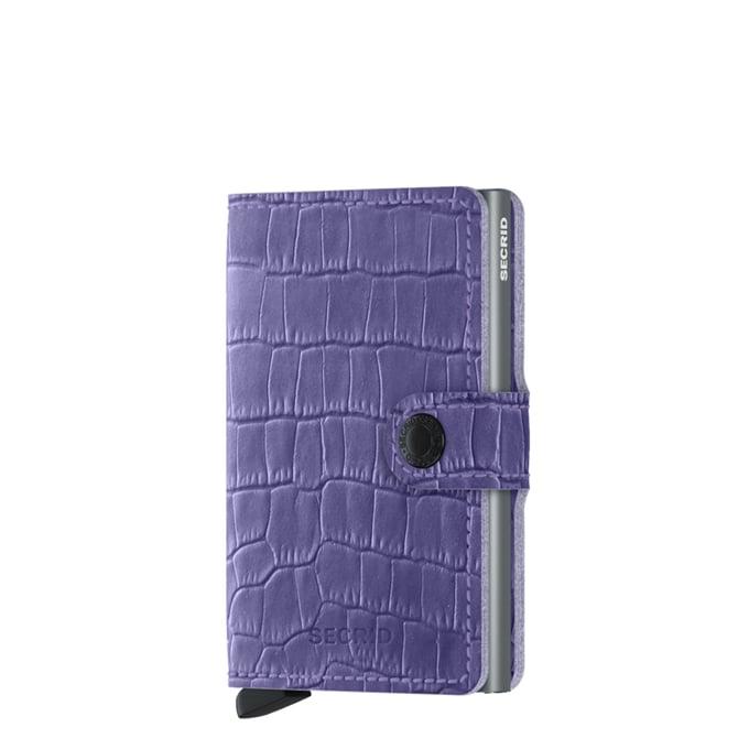 Secrid Miniwallet Portemonnee cleo lavender - 1
